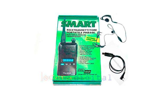 WALKIES POLMAR SMART CABLE PC PARA USB